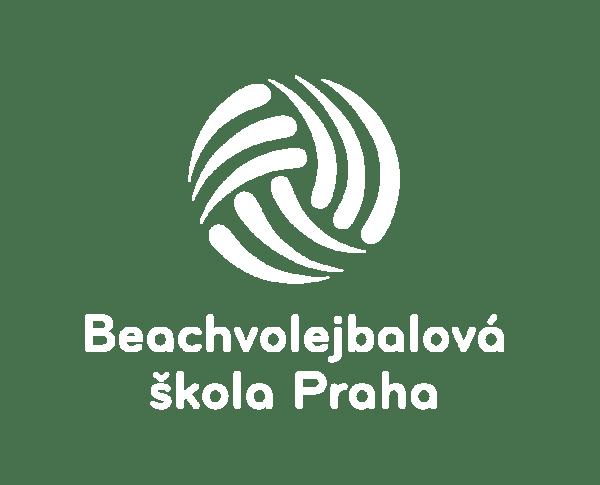 Beachvolejbalová škola Praha logo